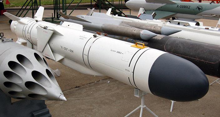 El misil Kh-35E
