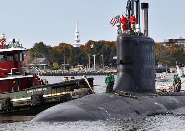 Submarino de la clase Virginia