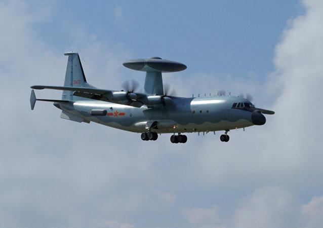 El avión chino KJ-500 (archivo)