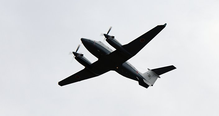Avión Beechcraft LR-2 (imagen referencial)