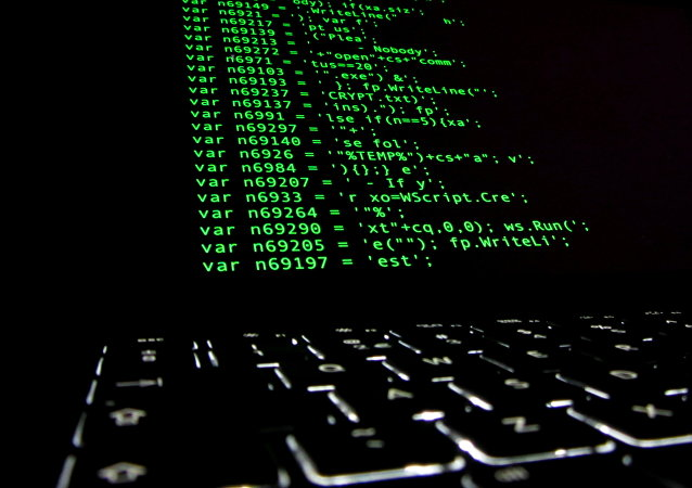 Un ejemplo de 'ransomware'