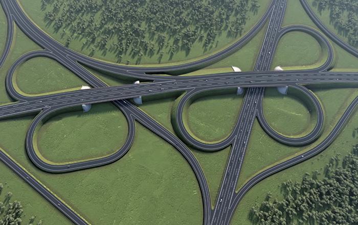 Más allá del puente: arranca en Crimea la construcción de la autovía peninsular (vídeos)