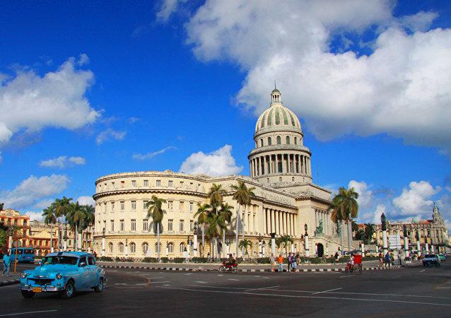El Capitolio de La Habana (archivo)