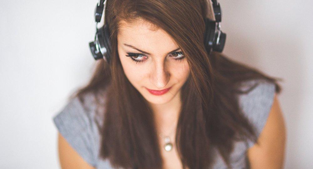 Una joven
