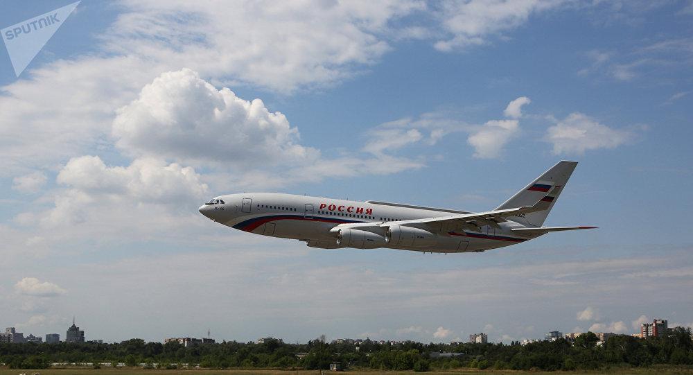 El avión del juicio final IL-96