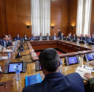 Negociaciones sirias en Ginebra