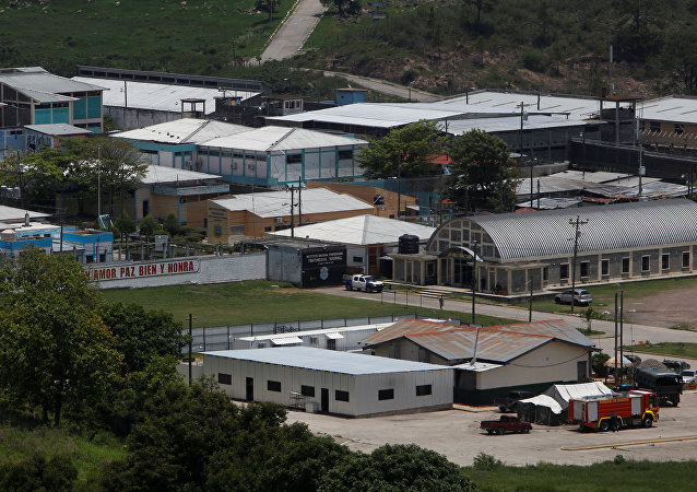 Penitenciaría Nacional Marco Aurelio Soto, Honduras