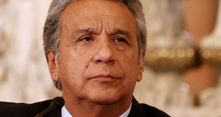 Lenín Moreno, el presidente de Ecuador