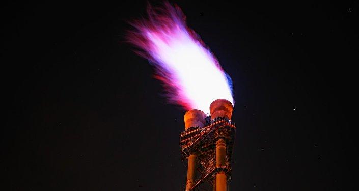 Almacén de gas (imagen referencial)