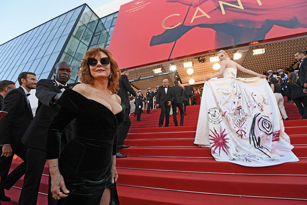 Cannes, al desnudo: la ceremonia de apertura del 70º Festival de Cine