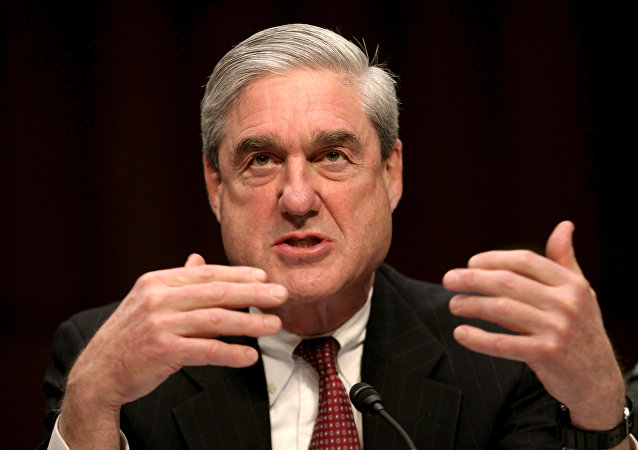 Robert Mueller, exdirector del FBI (archivo)