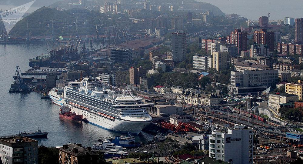 Puerto de Vladivostok (imagen referencial)