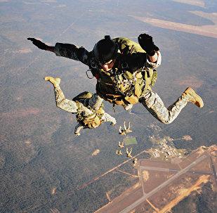 Militares de las Fuerzas de Operaciones Especiales de EEUU (archivo)