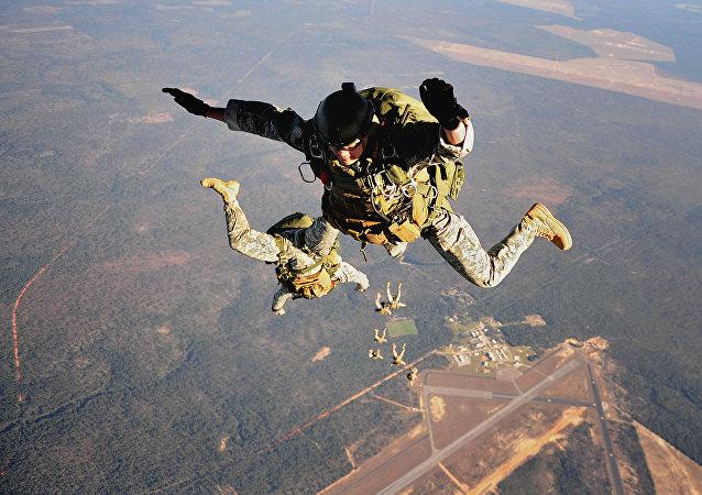 Militares de las Fuerzas de Operaciones Especiales de EEUU
