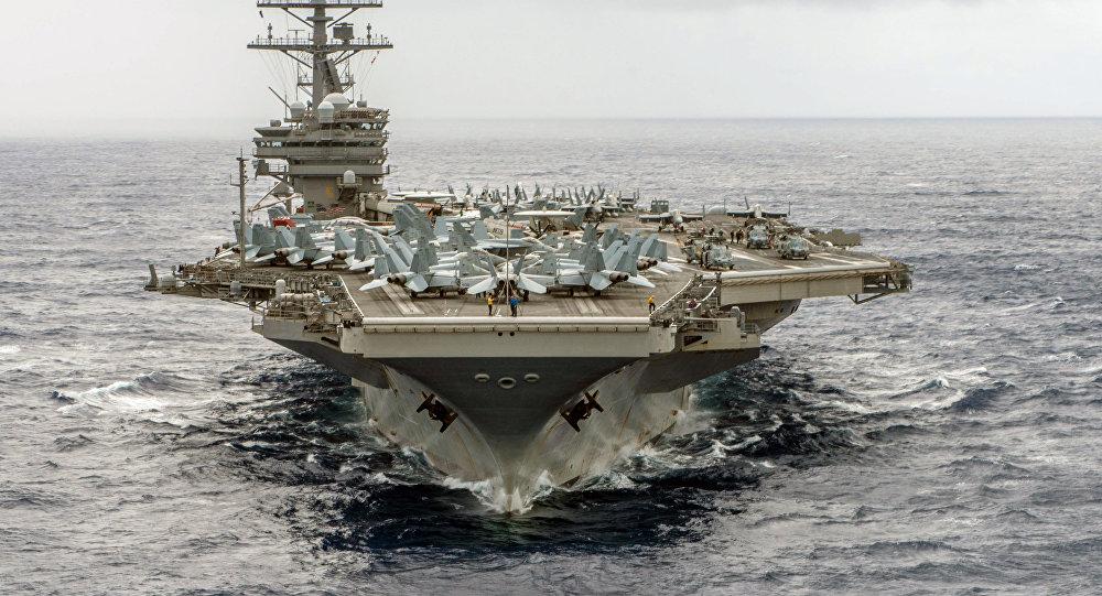 China confirma que participará en maniobras con EEUU