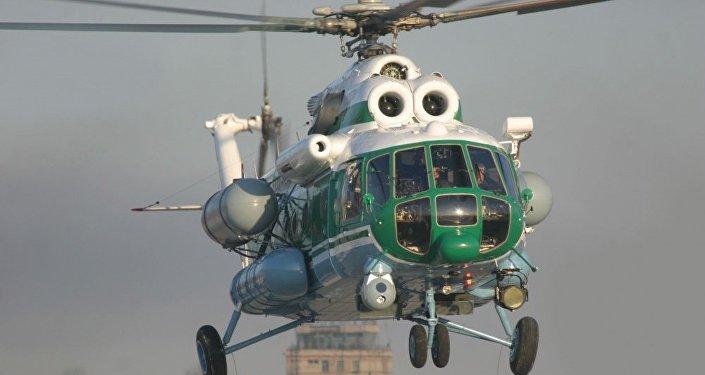 Helicóptero Mi-8/17