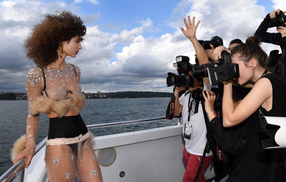 Elegancia y diversidad en la Semana de la Moda de Australia