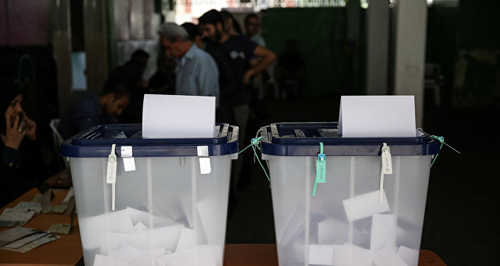 Elecciones en Irán