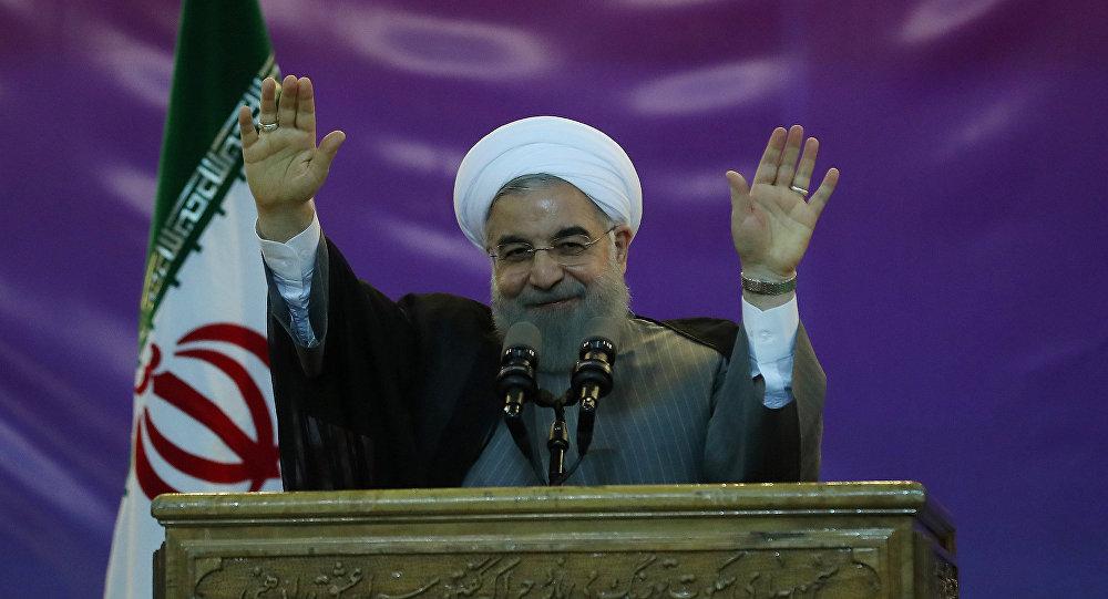 Hasán Rohaní, presidente reelegido de Irán