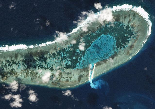 Las islas Spratly