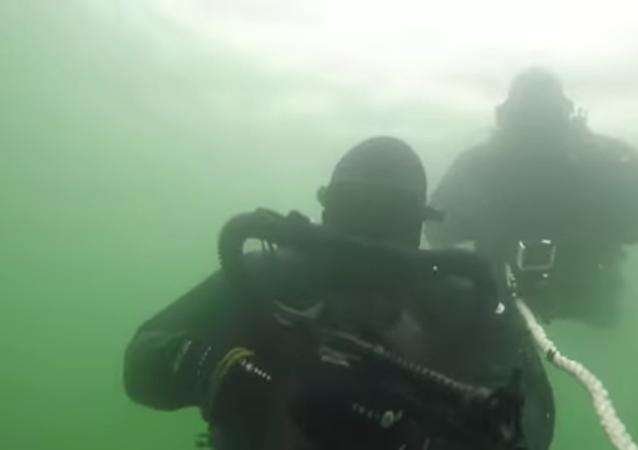 Así trabaja el grupo de operaciones especiales submarino de Rusia
