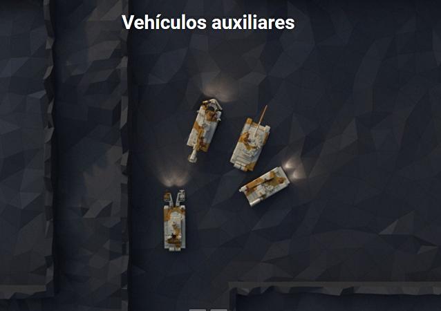 Vehículos de soporte