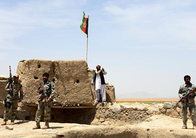 Situación en la provincia afgana de Kandahar (archivo)