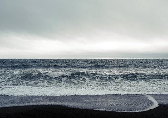 Océano Pacífico (imagen referencial)