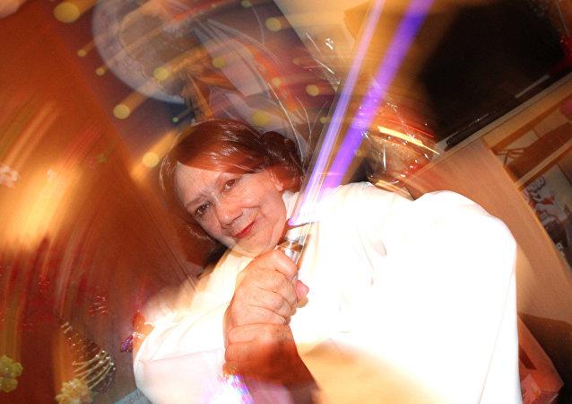 Rosy Durán, la abuelita cosplayer mexicana