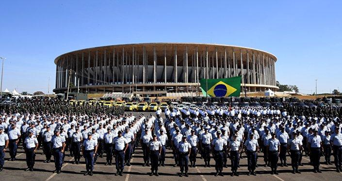 Estadio Mané Garrincha (archivo)