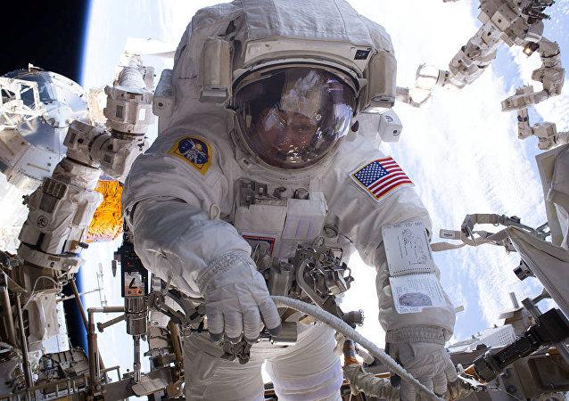 Peggy Whitson, astronauta estadounidense