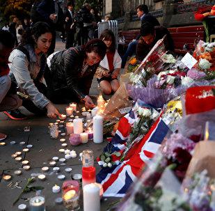 Homenaje a las víctimas del atentado en Mánchester (archivo)