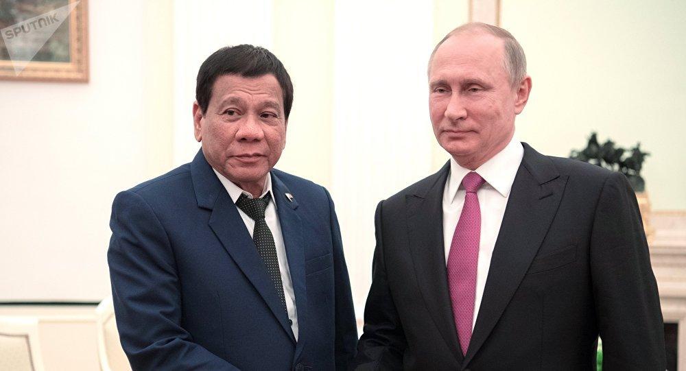 'Con 16 años maté a alguien': Rodrigo Duterte, presidente de Filipinas