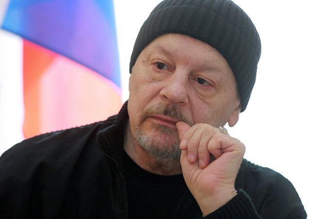 Nieto de Stalin Alexandr Burdonski