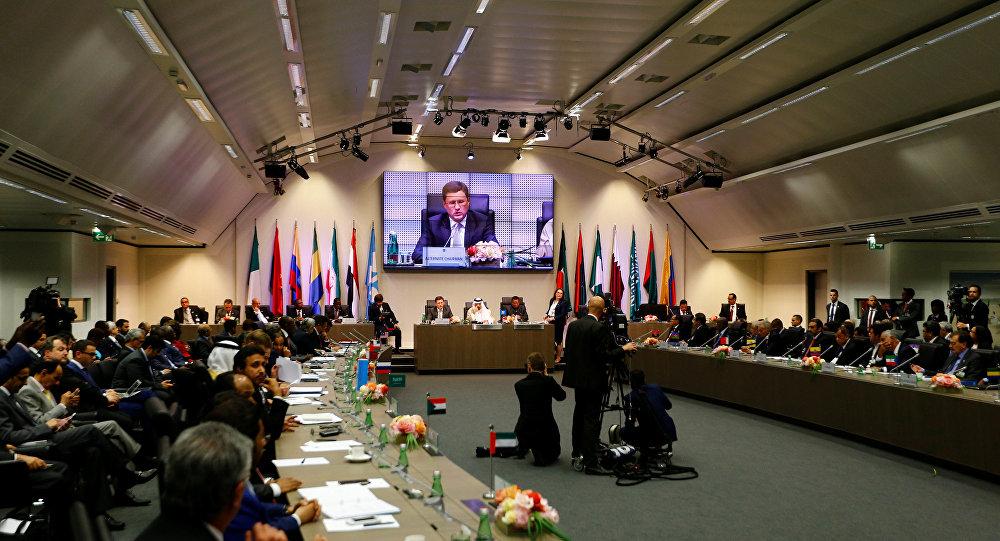 Reunión ministerial en Viena