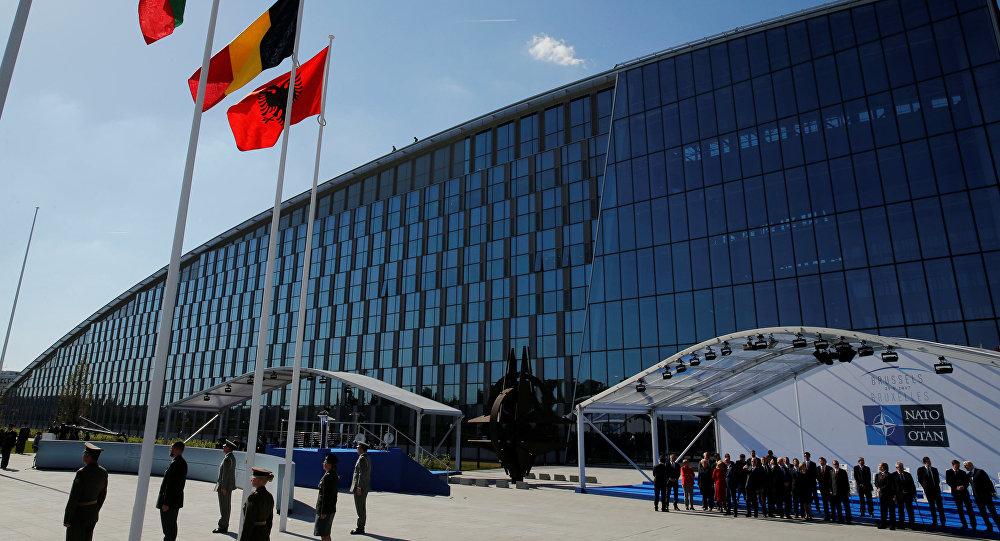 Nueva sede de la OTAN