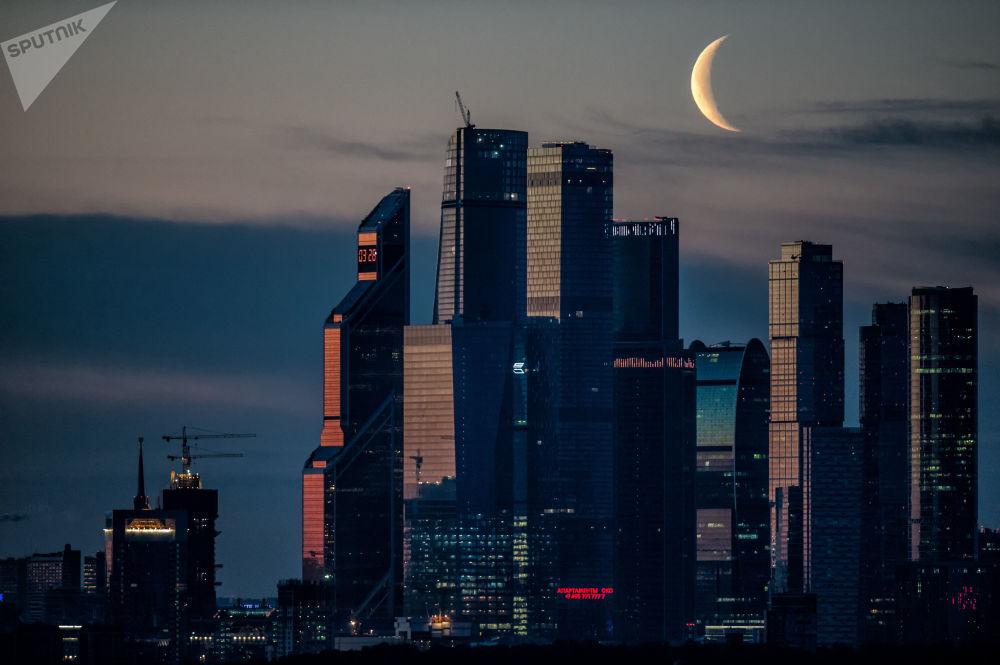 Centro Internacional de negocios 'Moskva-City'