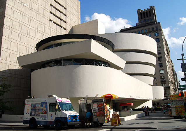 Museo de Guggenheim en Nueva York