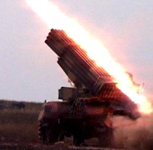 Fuerzas sirias expulsan a los terroristas de una base militar cerca de Homs