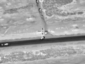 Defendiendo Palmira: aviones rusos eliminan a un centenar de terroristas