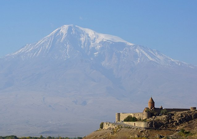 el monte Ararat