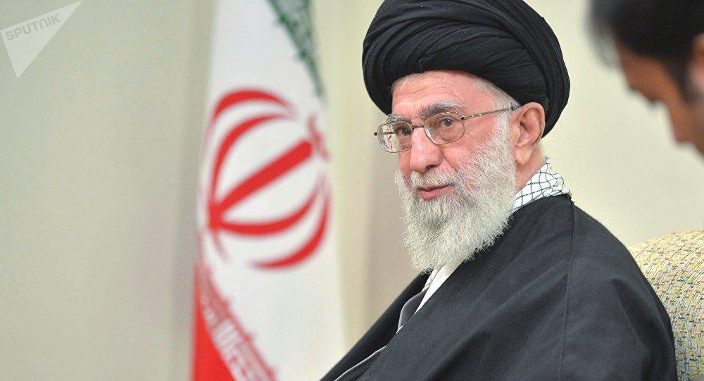 Ayatolá Alí Jamenei, líder supremo de Irán