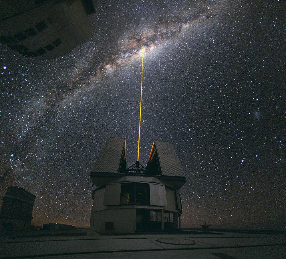 15-ти летие телескопа Very Large Telescope