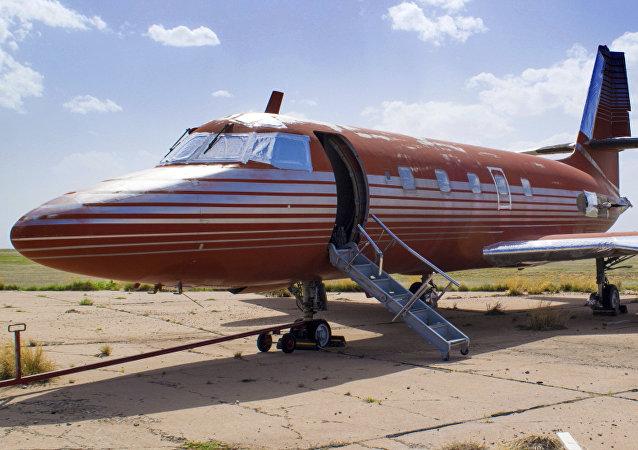 Avión personal de Elvis Presley