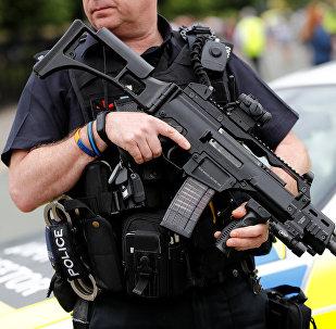 La policía del Reino Unido