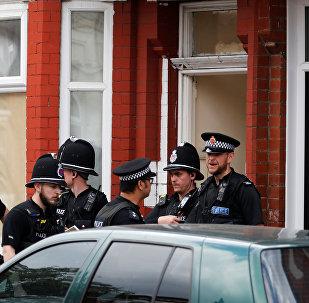 Policía del Reino Unido
