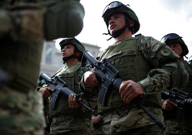 Soldados de Georgia