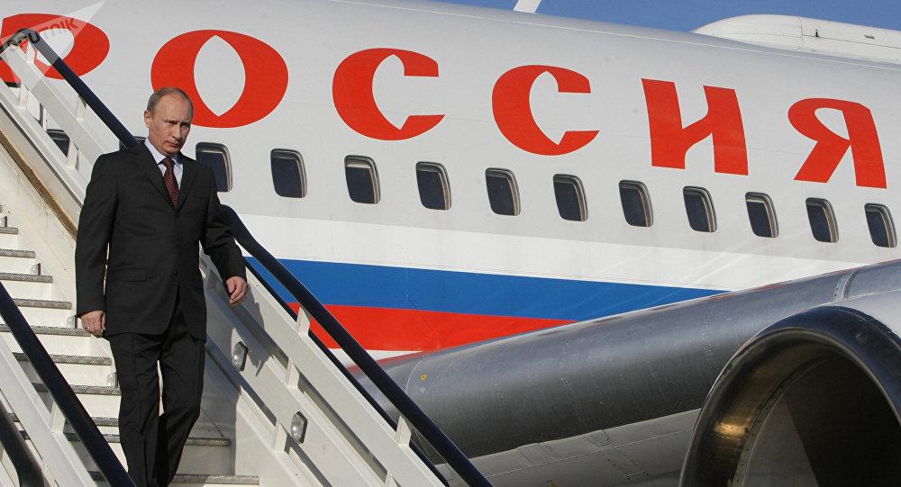 Рабочий визит Владимира Путина в Болгарию