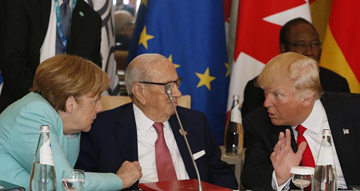 Trump saca a Estados Unidos de Acuerdo de París