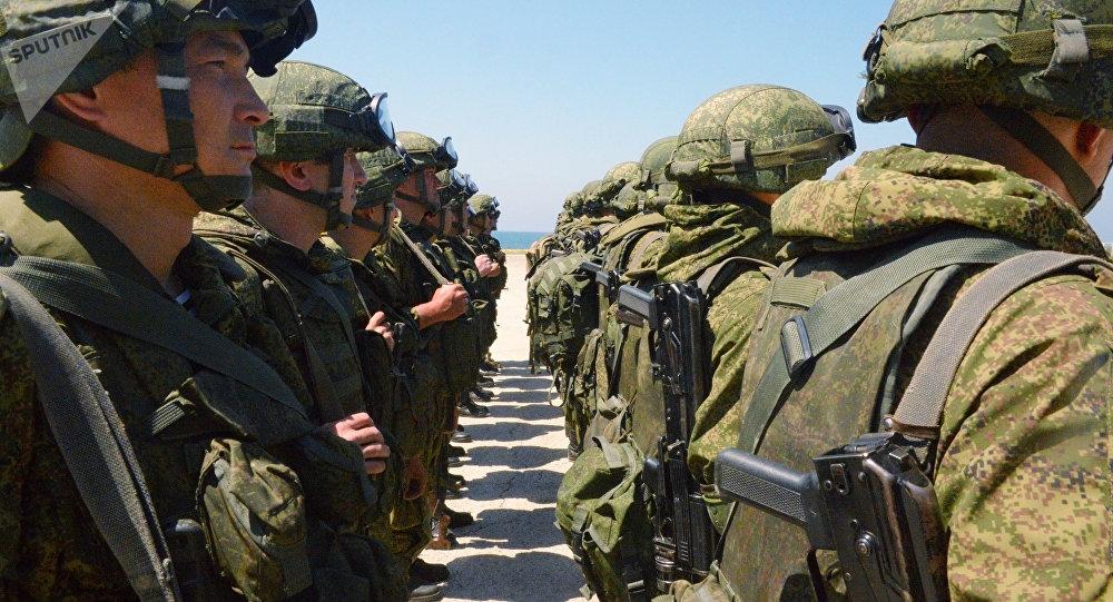 Enseñanzas conjuntas ruso-sirias en Tartus